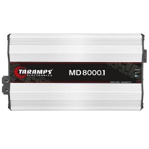 Amplificador Monoblock 8000W Taramps MD8000 1 OHM
