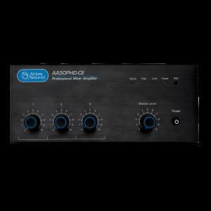 Amplificador mezclador de 4 entradas Atlas Sound AA50PHD-CE