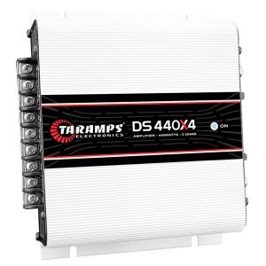 Amplificador Digital 4 Canales 440W Taramps DS440X4