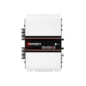 Amplificador Digital 2 Canales 250W Taramps DS250X2