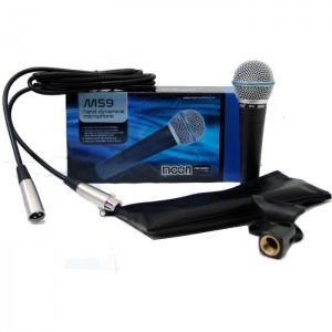 Microfono Dinamico Cardione Moon M59