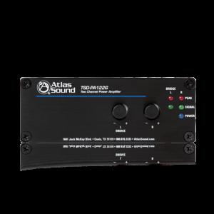 Amplificador de audio estereo Atlas Sound TSD-PA122G