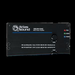 Amplificador de audio mono Atlas Sound TSD-PA10VG