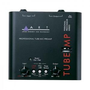 Tube Mic Preamp W/48V Phanton Power ART TUBEMP