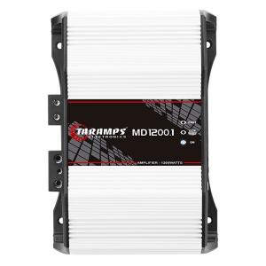 Amplificador Monoblock 1200W Taramps MD1200 1 OHM