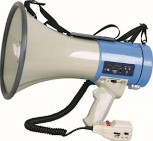 Megafono de 25W con Puerto usb/sd Moon MEGA301U