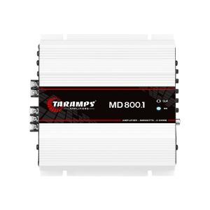 Amplificador Digital Rango Completo 1 Canal 800W Taramps MD800.1 2 OHMS