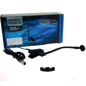 Micrófono Para Instrumentos de Viento Condenser Moon  WIND01
