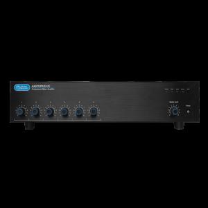 Amplificador mezclador de 6 entradas Atlas Sound AA200PHD-CE