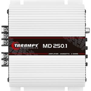 Amplificador Digital Rango Completo 1 Canal 250W Taramps MD250.1 2 OHMS