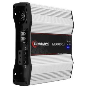 Amplificador Monoblock 1800W Taramps MD1800 1 OHM