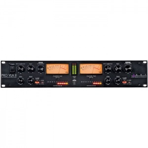 PROFESSIONAL TWO CHANNEL COMPRESSOR ART PROVLAII
