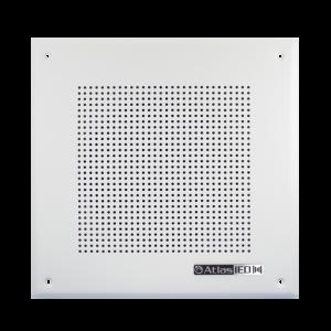 Parlante IP para embutir con micrófono bidireccional incorporado Atlas Sound I8SM+