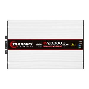 Amplificador 20000W Alto Voltaje Taramps HV 20K CHIPEO